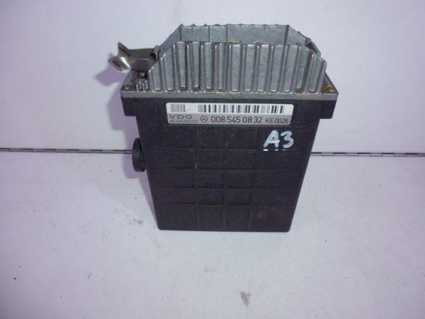E-KLASSE W124 200 MOTORCOMPUTER ECU A0085450832-0