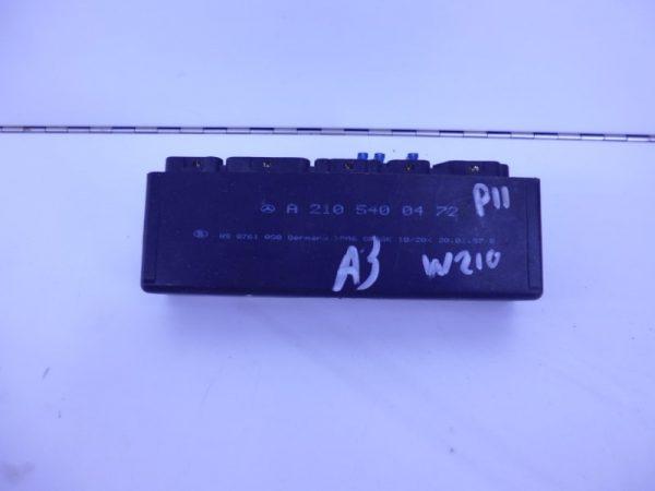 E-KLASSE W210 RELAIS MODULE 2105400472-0