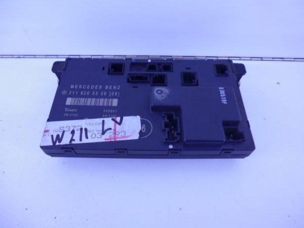 E-KLASSE W211 DEUR MODULE LINKSVOOR A2118200326-0