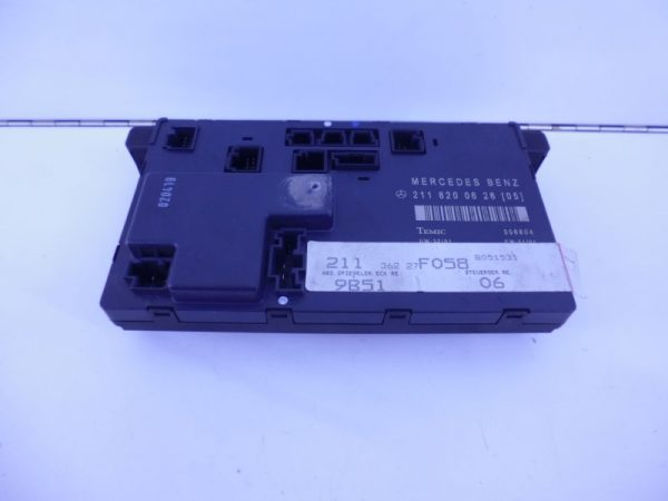 E-KLASSE W211 DEUR MODULE RECHTSVOOR A2118200626-0