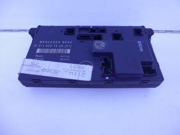 E-KLASSE W211 DEUR MODULE LINKSVOOR A2118207526-0