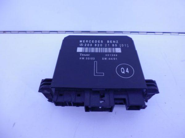 C-KLASSE W203 DEUR MODULE LINKSACHTER A2038202185-0