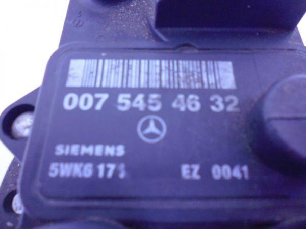 E-KLASSE W124 190 SERIE W201 ONTSTEKINGSMODULE A0075454632-3227
