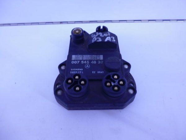 E-KLASSE W124 190 SERIE W201 ONTSTEKINGSMODULE A0075454632-0