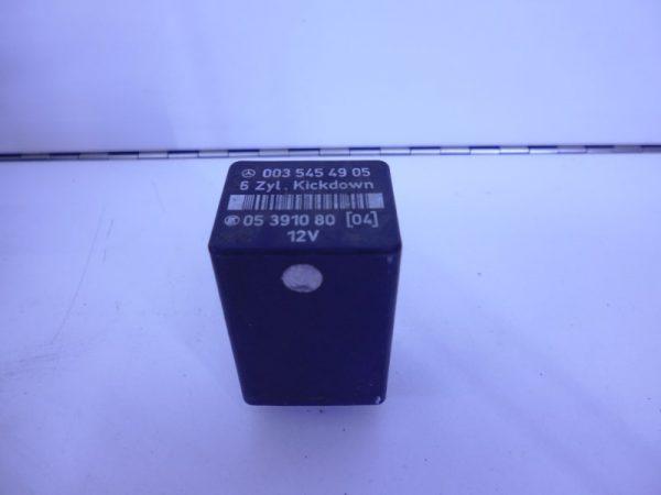 W124 E-KLASSE RELAIS MODULE KICKDOWN A0035454905-0