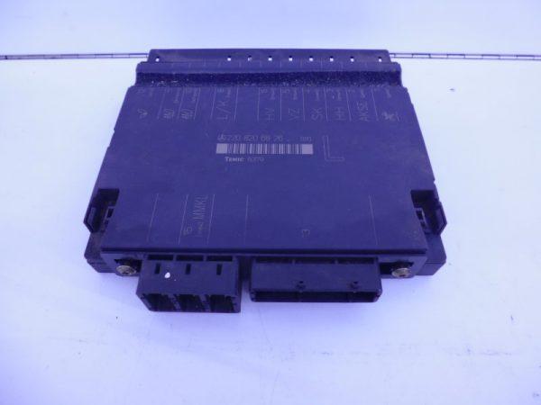 S-KLASSE W220 RELAIS MODULE STOELVERSTELLING LINKS VOOR MET MEMORY A2208206826-0
