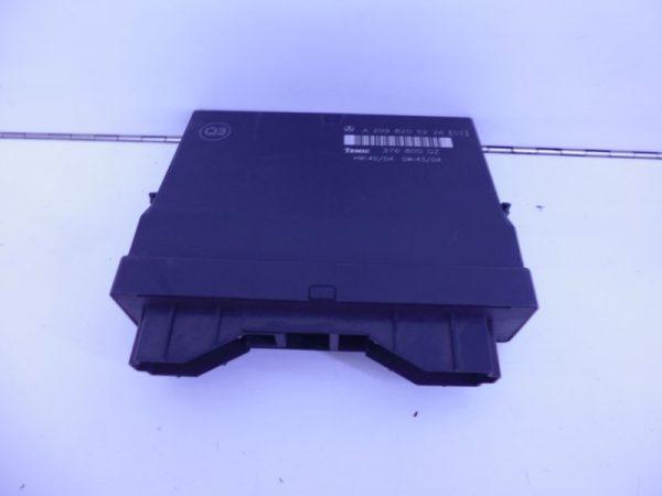 CLK-KLASSE W209 RELAIS MODULE FSG A2098205226-0