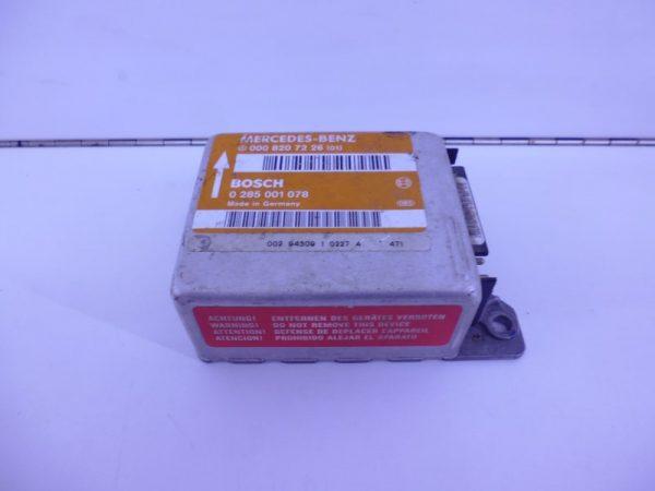 E-KLASSE W124 RELAIS MODULE AIRBAG A0008207226-0