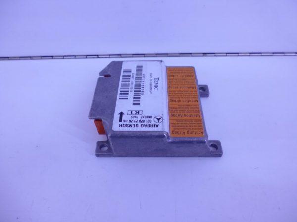 E-KLASSE W210 RELAIS MODULE AIRBAG A0018202126-0