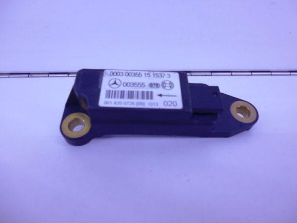 E-KLASSE W210 SENSOR SIDEBAG A0018200726-0