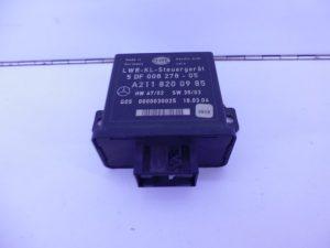 E-KLASSE W211 RELAIS MODULE HOOGTEREGELING KOPLAMP LWR A2118200985-0