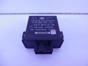 E-KLASSE W211 RELAIS MODULE HOOGTEREGELING KOPLAMP LWR A2118703126-0