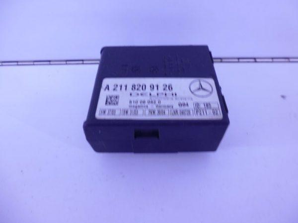E-KLASSE W211 RELAIS MODULE HELLINGSHOEKDETECTIE A2118209126-0