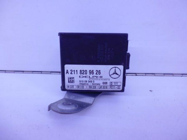 E-KLASSE W211 RELAIS MODULE HELLINGSHOEKDETECTIE A2118209626-0