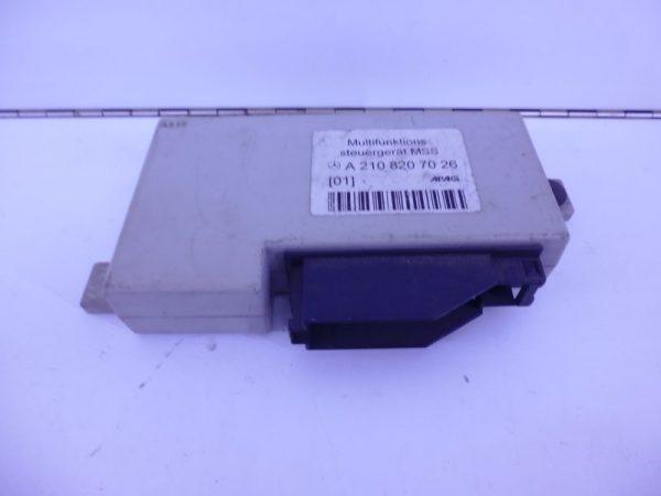 E-KLASSE W210 RELAIS MODULE ALARM A2108207026-0