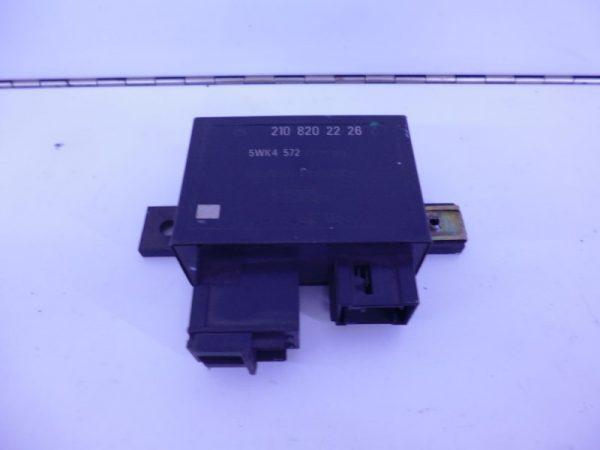 E-KLASSE W210 RELAIS MODULE INFRAROOD AFSTANBEDIENING A2108202226-0