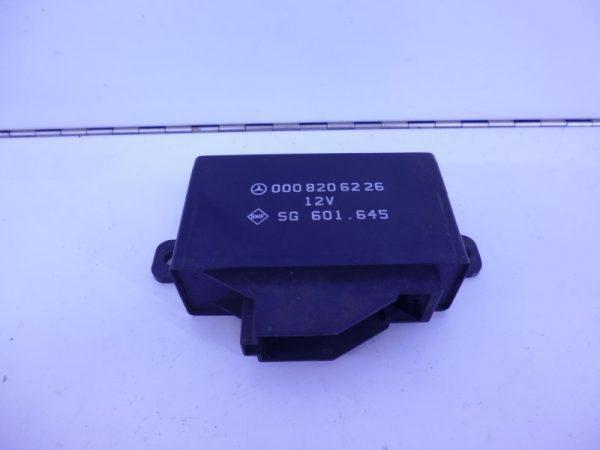 S-KLASSE W126 RELAIS MODULE STOELVERWARMING A0008206226-0