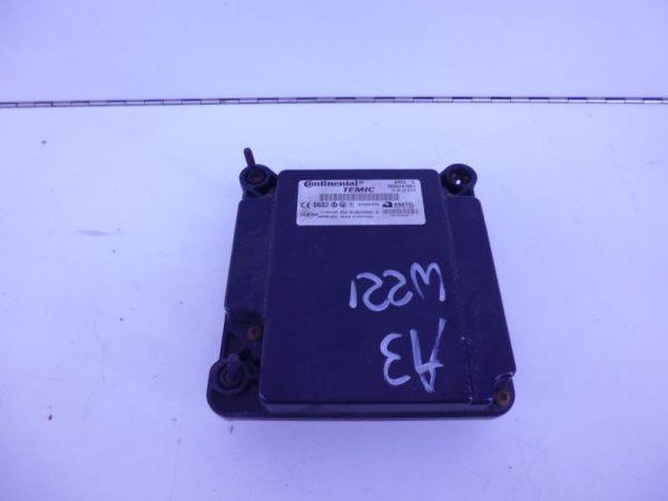 S-KLASSE W221 DISTRONIC DTR REGELAPPARAAT MODULE A2215408445-3393