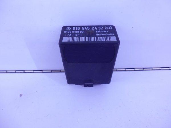 VITO W638 RELAIS MODULE VERWARMDE ACHTERRUIT A0165452432 -0