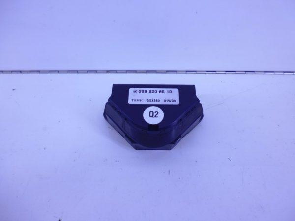 C-KLASSE W202 ALARM BEWEGING SENSOR A2088206010-0