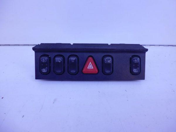 SLK-KLASSE R170 SCHAKELAAR STOELVERWARMING A2108200051-0