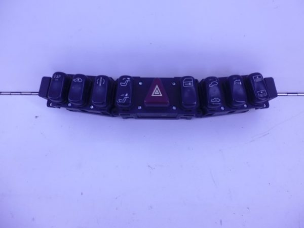 S-KLASSE W220 SCHAKELAARBRUG DASHBOARD A2208206010-0