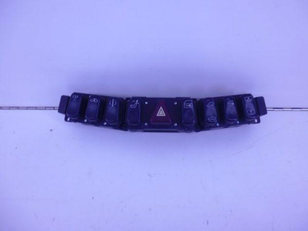 S-KLASSE W220 SCHAKELAARBRUG DASHBOARD A2208205810-0
