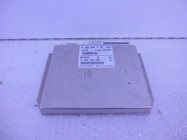 A-KLASSE W168 RELAIS MODULE ESP A0225457132-0
