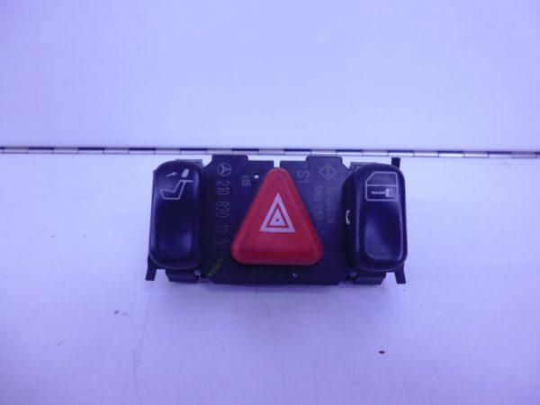 E-KLASSE W210 ALARMLICHTSCHAKELAAR A2108201310-0