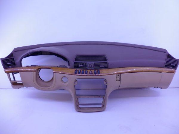S-KLASSE W220 DASHBOARD CREME JAVA A2206800387 1A27-0