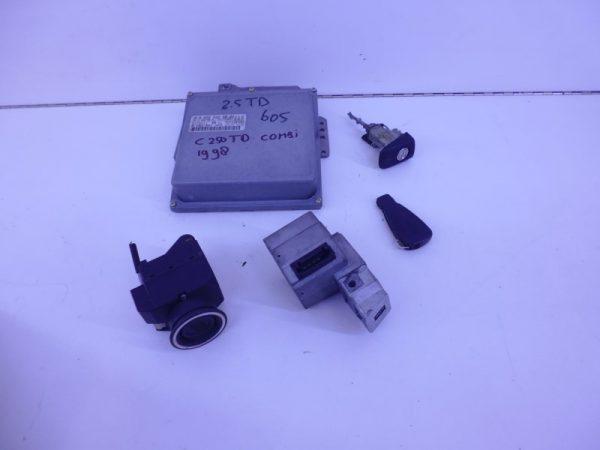 C250TD COMBI SLOTENSET COMPLEET A0225453832-0