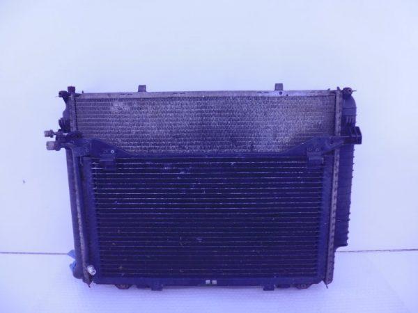 E-KLASSE W210 270/320CDI RADIATEUR A2105005803 A2108300470-0