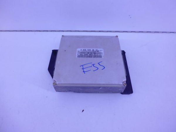 E-KLASSE W210 E55AMG MOTORCOMPUTER MSG ECU A0265453032-0