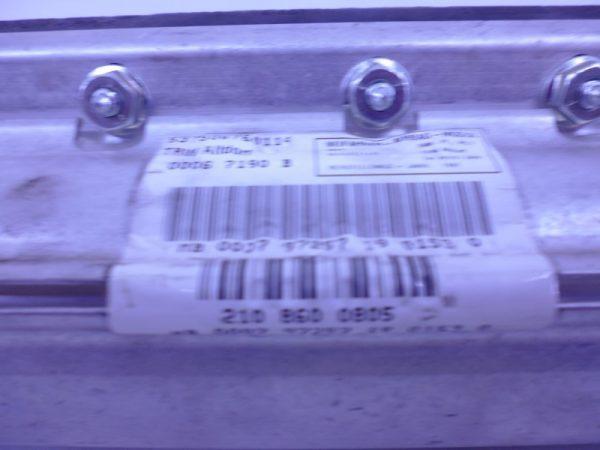 SLK-KLASSE R170 AIRBAG DASHBOARD GEBRUIKT A2108600805-4107