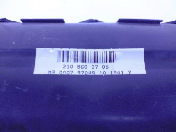 E-KLASSE W210 AIRBAG DASHBOARD GEBRUIKT A2108600705-4110