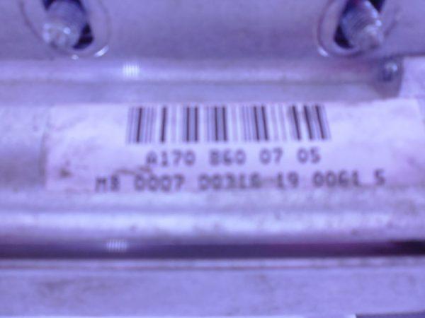 SLK-KLASSE R170 AIRBAG DASHBOARD GEBRUIKT A1708600705-4111