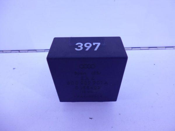 A4 8D MISTLAMPRELAIS GEBRUIKT 8D0907701A 397-0
