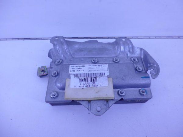 S-KLASSE W220 SIDE AIRBAG RECHTS GEBRUIKT A2208600405-0