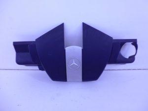 E-KLASSE W211 E240 E320 M112 MOTORAFDEKPLAAT VOORZIJDE A1120100467-0