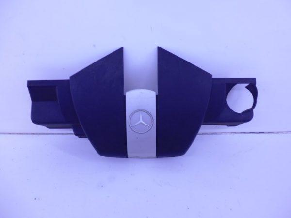 E-KLASSE W211 E240 E320 M112 MOTORAFDEKPLAAT VOORZIJDE A1120100367-0