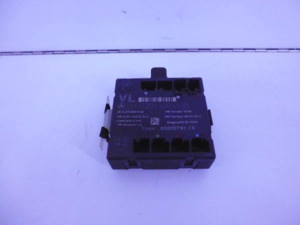 C-KLASSE W204 DEUR MODULE LINKSVOOR A2048206985-0