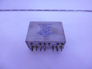 190 SERIE W201 RELAIS MODULE KNIPPERLICHT TREKHAAK A2018210247-0