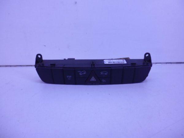 ML-KLASSE W164 SCHAKELAAR BRUG DASHBOARD A1648707410-0