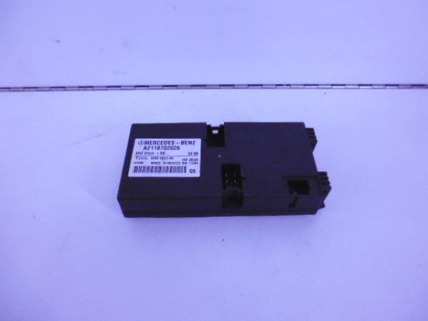 ML-KLASSE W164 MODULE RELAIS STOELVERWARMING A2118702026-0