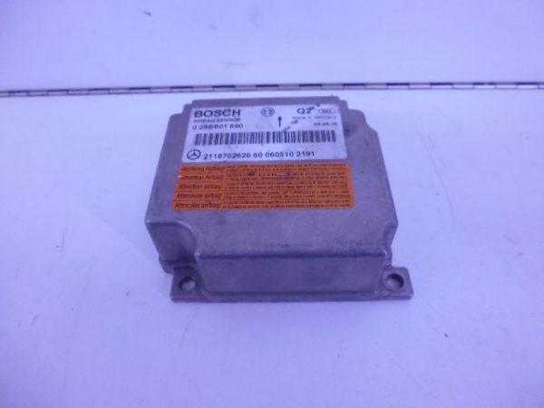 E-KLASSE W211 RELAIS MODULE AIRBAG A2118702626-0