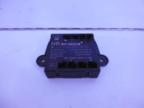 C-KLASSE W204 DEUR MODULE RECHTSACHTER A2048707826-0
