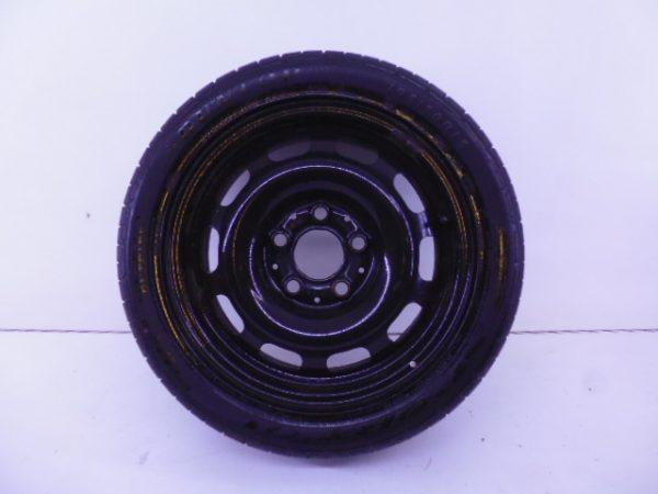 A-KLASSE W168 RESERVEWIEL MET BAND A1684000702-0