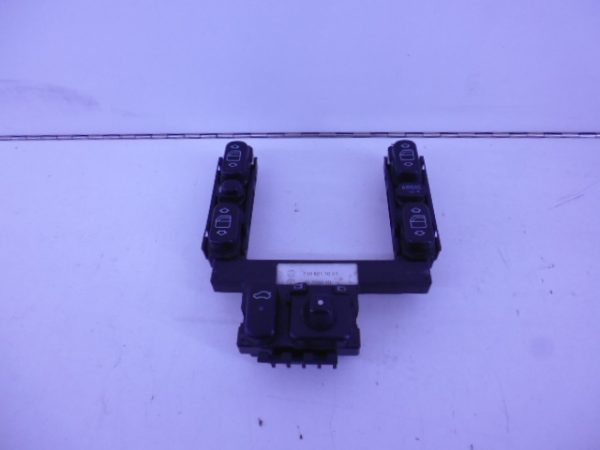 E-KLASSE W210 RAAMBEDIENINGSSCHAKELAAR A2108211051-0
