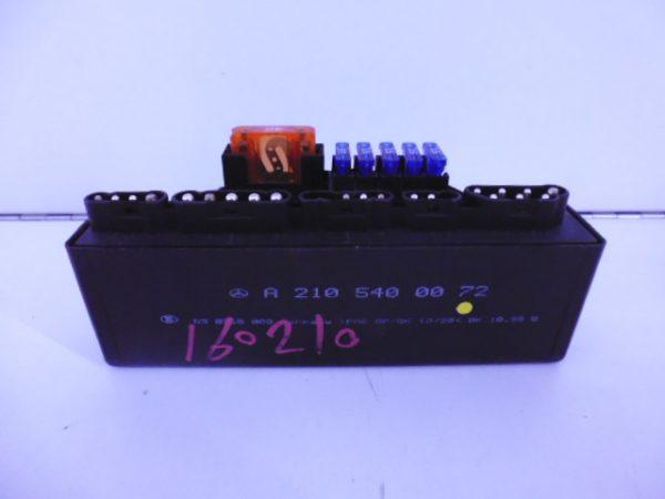 SLK-KLASSE R170 RELAIS MODULE A2105400072-0