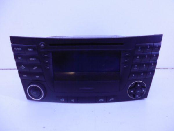 E-KLASSE W211 NAVIGATIE APS 50 SCHADE A2118703689-0